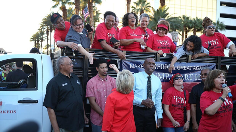 El Sindicato de Trabajadores Culinarios en Nevada