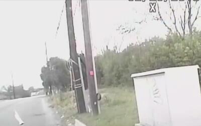 Sale a la luz el video que muestra al oficial de Austin demandado por pr...