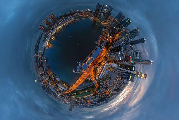Así luce el segundo edificio más caro del mundo, Marina Ba...