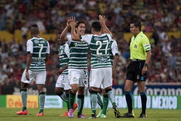 5.- Santos, tras un inicio un tanto incierto de temporada, ha ido rectif...