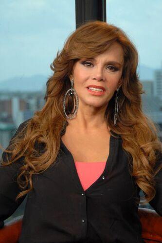 Como actriz Lucía dijo también ha tenido muchos éxitos.