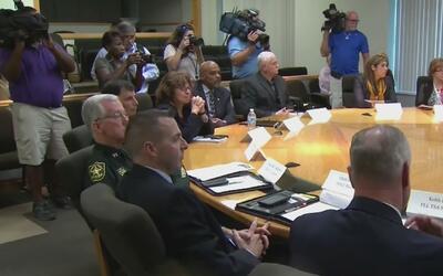 Funcionarios en Miami se reunieron para trabajar y crear medidas de segu...