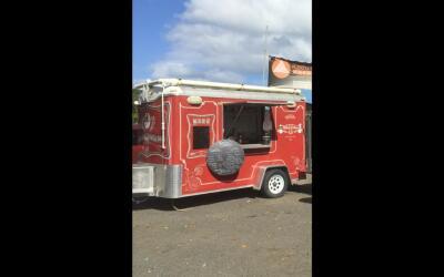 Roban food  truck Don Burrito y Sancho Pasta