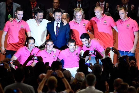 En Espana el equipo que más gastó en el mercado de verano...