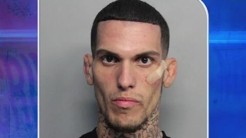 Hombre armado, con aparentes problemas mentales, fue arrestado tras huir...