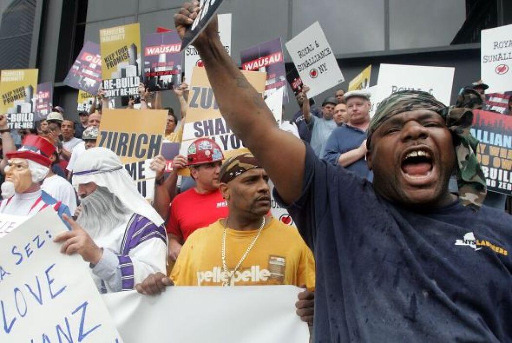 41. Desvinculan 9/11 con Cancer  Asociaciones de obreros afectados por l...
