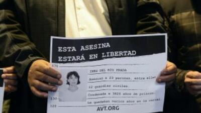 Del Río, de 53 años y en prisión desde 1987, saldría en libertad en las...