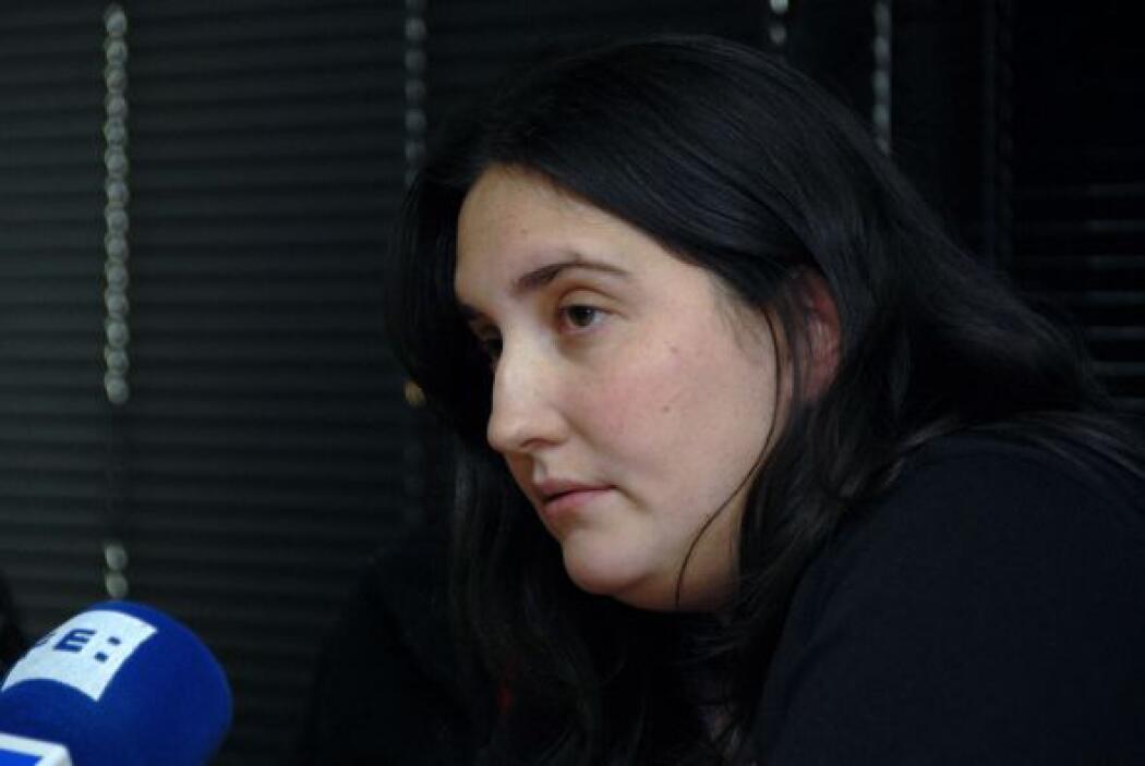 Macarena expresó su satisfacción por las audiencias cumplidas en Quito,...