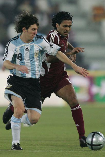 En el 2003, le ofrecieron naturalizarse español y jugar para España, per...