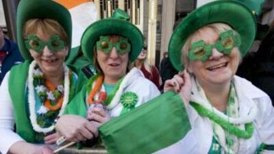 Las fiestas, los conciertos y la alegría irlandés también se vivirá en l...