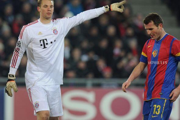 Por esa razón, el arquero Manuel Neuer le pedía máx...