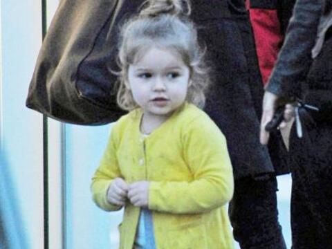 Incluso, Harper recientemente fue nombrada la 'mini celebritie' mejor ve...