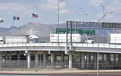 U.S.-Mexico border crossing
