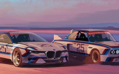 1975 no fue un año típico en la historia de BMW. Hace cuatro décadas la...