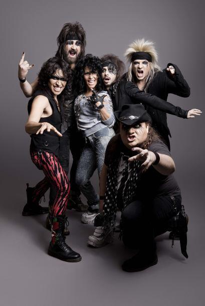 Junto a Alejandra Guzmán estará el grupo de rock mexicano...