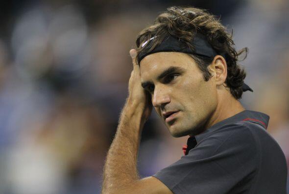 Sin despeinarse y con mucha clase fue que Federer eliminó al arge...