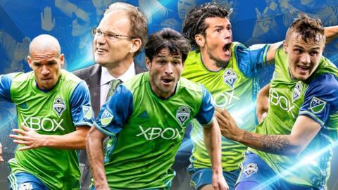 Seattle Sounders, el primer finalista de la MLS Cup