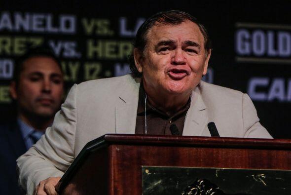 'Chepo' Reynoso se vio muy feliz en la conferenica y comentó que es la h...