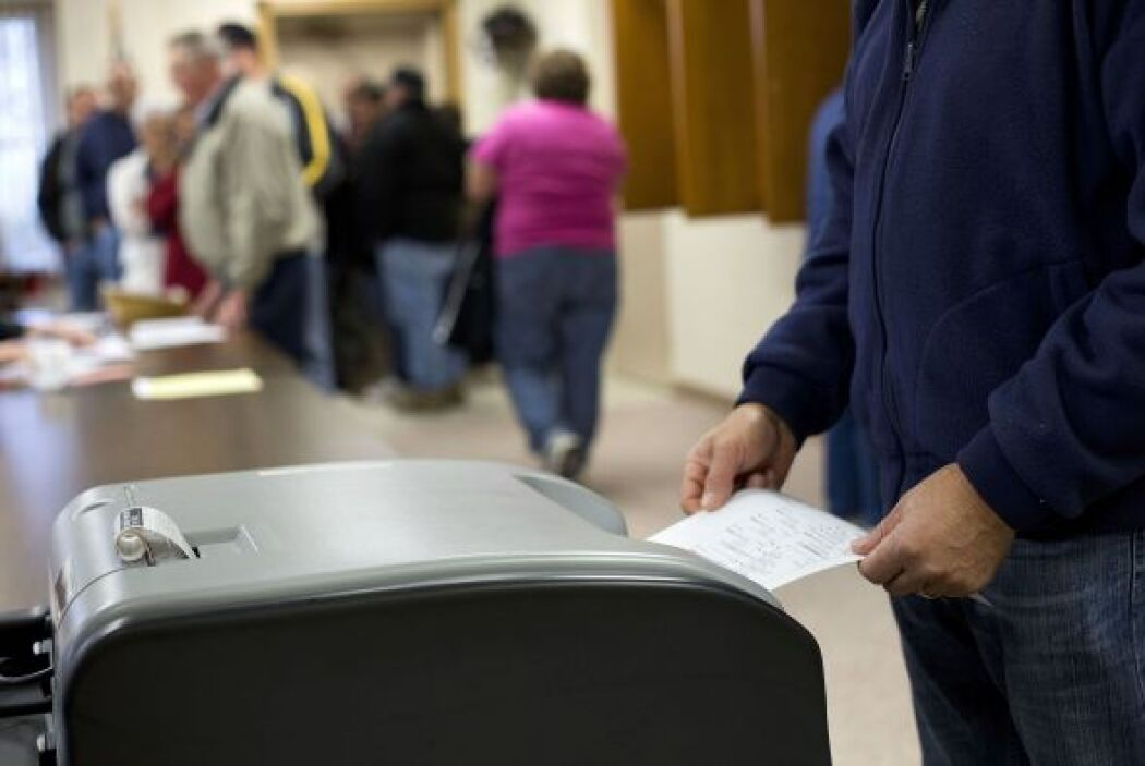Los votantes de la Gran Manzana afrontan también otros problemas: muchos...