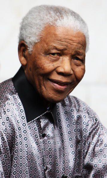 Mandela había sido hospitalizado en estado grave el pasado 8 de junio po...