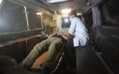 Un hombre herido en el ataque a la Universidad Americana de Afganist&aac...