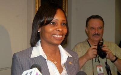 Ivy Taylor habla sobre sus planes para San Antonio