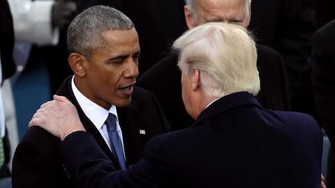 La administración Obama dejó casi 400 mil millones de d&oa...