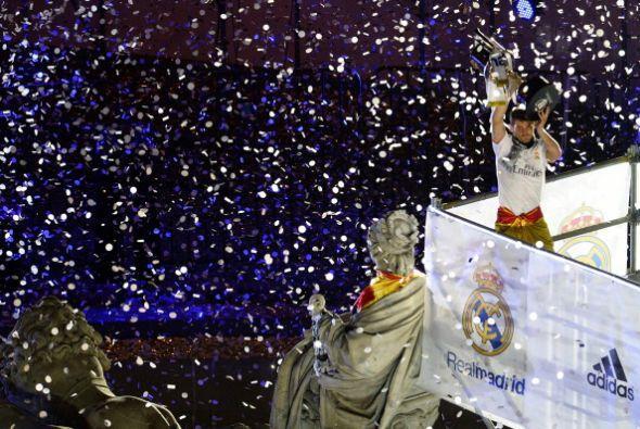 Celebración Real Madrid