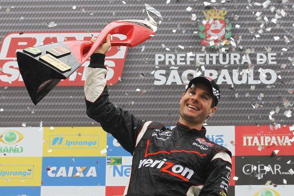 Sin lugar a dudas, es el mejor piloto de la temporada 2011.