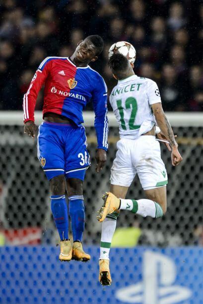 El Basel venció sin apuros 4-0 al Ludogortes con goles de Embolo,...