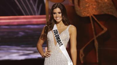 La Miss Universo colombiana envió un mensaje a las adolescentes