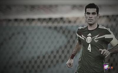 Rafa Márquez va por su cuarta Copa América