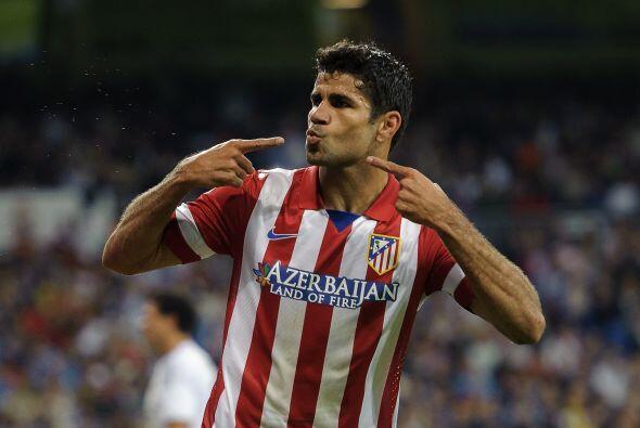 Los focos rojos siguen encendidos por la lesión de Diego Costa. A...