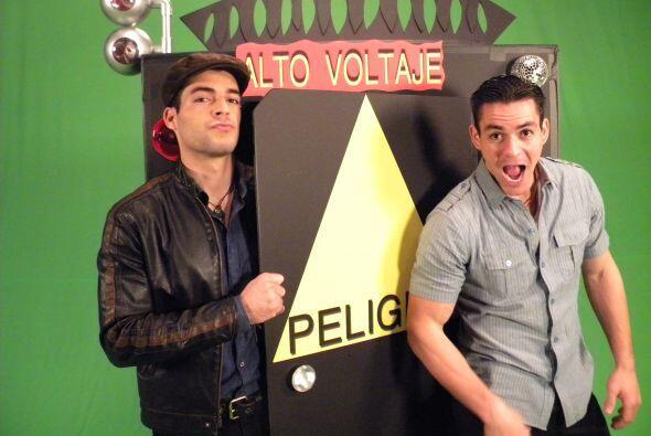 Jonathan y Adrián se hicieron muy buenos amigos en el 'reality', ahora s...