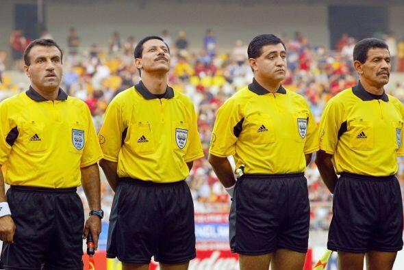 Moreno, quien también trabajaba como analista arbitral en Ecuador, fue j...