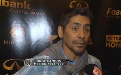 Jorge Campos: 'México tiene muchas posibilidades de ganar la Copa América'