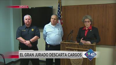 Sin cargos, oficiales que mataron a hispano