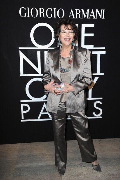 La actriz italiana Claudia Cardinale formó parte de los famosos q...