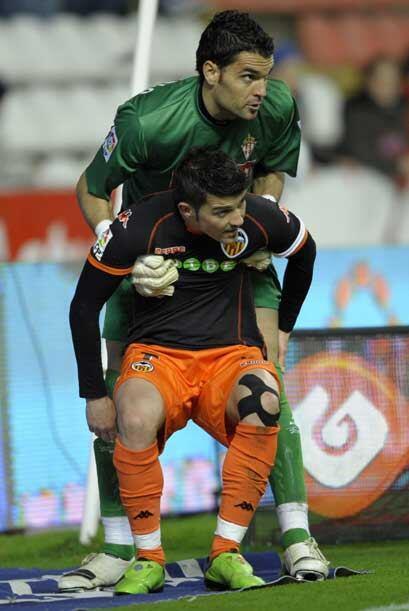 Valencia no pudo levantar más y se tuvo que conformar con un punto.