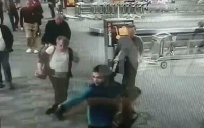 Autoridades buscan a la persona que divulgó el video de vigilancia del a...