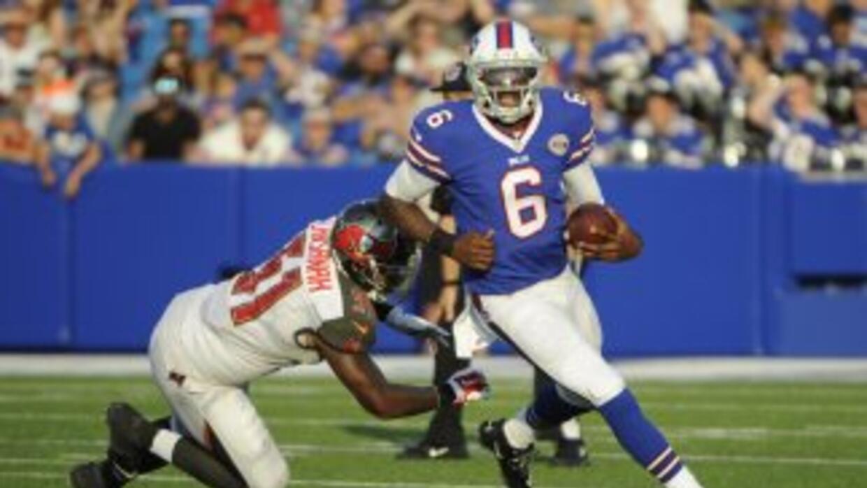 Dennis Dixon (AP-NFL).