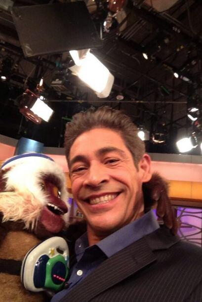 """¿Quién es más mono?"""", preguntó Johnny Lozada. (Septiembre 25, 2013)"""