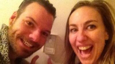 Geoffrey Szuszkiewicz, contador de 31 años, y Julie Phillips, asesora de...