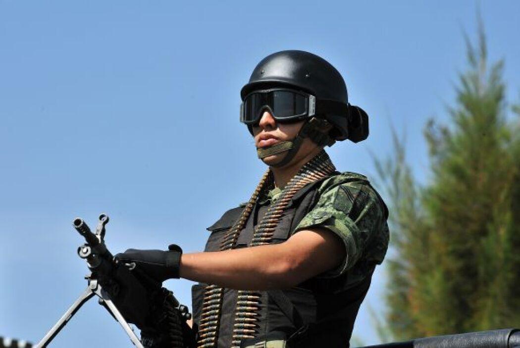 El jefe de la policía de Buenavista, Othoniel Montes Herrera, dijo que n...