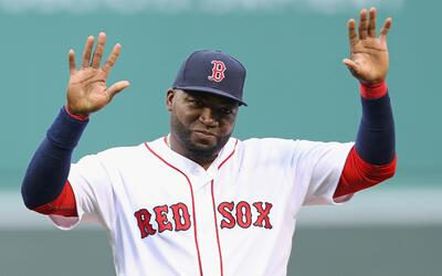 El astro dominicano del béisbol David Ortiz se retiró este...