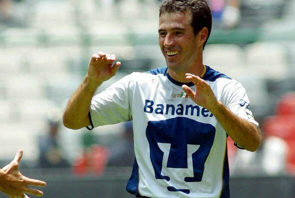 Tras varios años en los cuales jugó con Necaxa, Tigres, Ja...