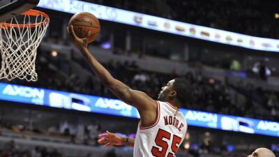 Chicago se impuso 109-104 a los Wizards