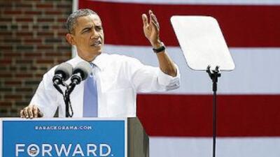 El Presidente Barack Obama es el centro de los ataques de la Convención...