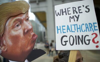 Trump healthcare