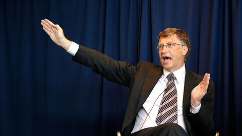 Un fondo de 20 años con capital de inversores -como Gates- que no...